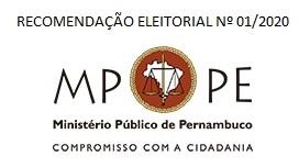 Recomendação Eleitoral Ministério Público